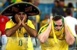 В городах Бразилии начались погромы после позора в полуфинале ЧМ-2014