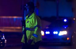 Техасский коп застрелил лихача