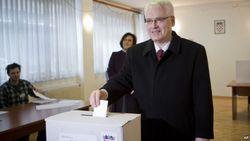 Президента Хорватии выберут во втором туре