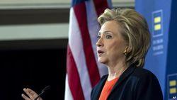 СМИ назвали Клинтон кандидатом в президенты США от демократов
