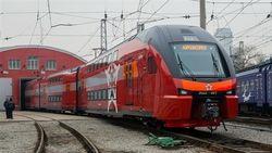 Скандал в Грузии: Дорогостоящие поезда оказались не по размеру