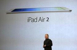 16 октября будет официально представлен iPad Air 2