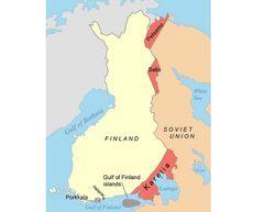 Финские депутаты потребовали у России вернуть Карелию