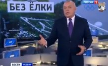 ТВ России рассказало о «демонстрантах-варварах» в Киеве на Евромайдане