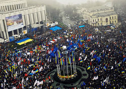 Экс-командир спецназа из Беларуси зовет соратников на помощь Евромайдану