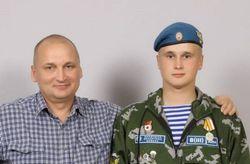 Как российский десантник Козлов воевал в Крыму и потерял ногу под Мариуполем