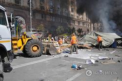 Возле Майдана задержали авто с номерами РФ, в котором был гранатомет – СБУ