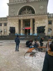 Мощность взрыва в Волгограде составила 10 килограмм тротила