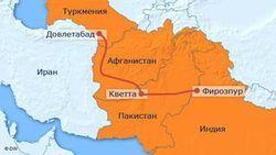 Украина поможет Туркменистану построить газопровод ТАПИ
