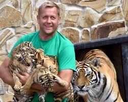 Директор ялтинского зоопарка «Сказка» ностальгирует об Украине