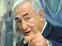 Стросс-Кан объяснил настороженность иностранных инвесторов к Украине