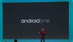 На Google I/O 2014 были представлены Android L и Android One