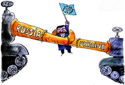 Третья газовая война – не мировая, но с глобальными последствиями