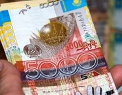 Курс тенге сегодня понизился к австралийскому доллару и фунту стерлингов, но укрепился к евро