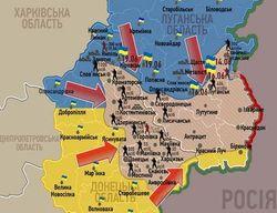 Обстрелов из России нет, но боевики провоцируют срыв перемирия – СНБО
