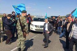 Там нет воздуха: Чубаров о сегодняшнем Крыме