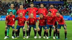 Сборная Испании - следующий соперник россиян на ЧМ