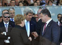 Москва и Киев вступили в заочную борьбу за симпатии Запада