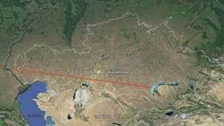 Запуск Россией ракеты «Тополь» вызвала озабоченность у населения региона