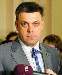 Тягнибок считает предательством подписывать меморандум с ПР и КПУ