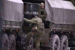 Путин заявляет, что Россия отвела войска от границы с Украиной