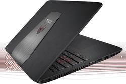 ASUS выпустила игровой ноутбук ROG GL552JX