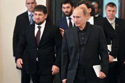 Испытать Путина на прочность могут только Кадыров и Сечин – Stratfor