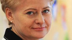 Президент Литвы Грибаускайте раскритиковала Россию с трибуны ООН (ЯН)