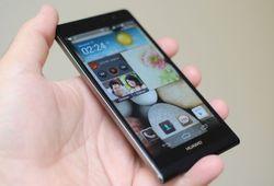 Huawei Ascend P7 станет обладателем металлического корпуса