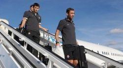 """У команды """"Шахтера"""" пропали 6 игроков - не вернулись из Франции"""