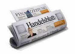 Немецкая газета напечатала пропутинскую статью на русском языке