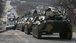 У восточной границы Украины РФ собрала 30-тысячную армейскую группировку