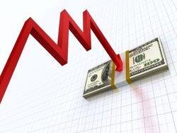 Падение курса доллара на Форекс на фоне негативной статистики Министерства труда США