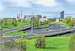 В Украине планируется создание индустриальных парков