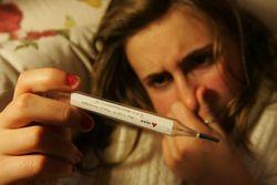 На Донбассе – первая смерть от гриппа в Украине в этом сезоне