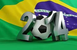 ЧМ-2014 в Бразилии: Прибыль ФИФА выросла на 66 процентов по сравнению с ЮАР