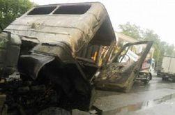 В Харьковской области взорвался автомобиль с боеприпасами