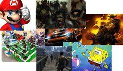 35 самых популярных в Интернете игр для мальчиков