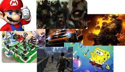 30 популярных игр для мальчиков «ВКонтакте» в июле 2014г.