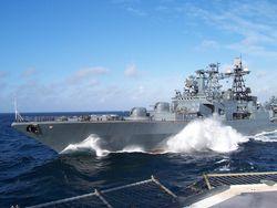 Российские военные корабли вошли в пролив Ла-Манш – СМИ