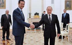 Зачем Асад прилетал в Москву