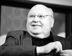 Назвал счастьем возвращение Крыма Нобелевский лауреат Горбачев
