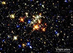 """Ученые опубликовали снимок звездного скопления """"Terzan 7"""", поражающий своей красотой"""