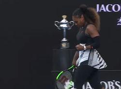 Заработки в спорте: Серена Уильямс ставит рекорд в женском теннисе