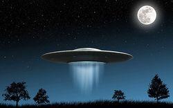 Музыкант рок-группы из США рассказал о своей встрече с НЛО