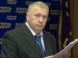 Жириновский обещает, что в ЛДПР будут только вегетарианцы