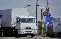Лавров обещает, что «путинских конвоев» в Украину будет много