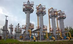 """Ответ """"Газпрому"""": Газоперерабатывающий завод под Полтавой удвоил мощности"""