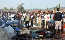Теракт в Нигерии в ходе вечерней молитвы - погибло более 40 человек