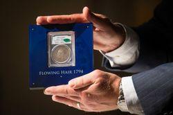 Самая дорогая монета мира стоит больше 10 млн. долларов